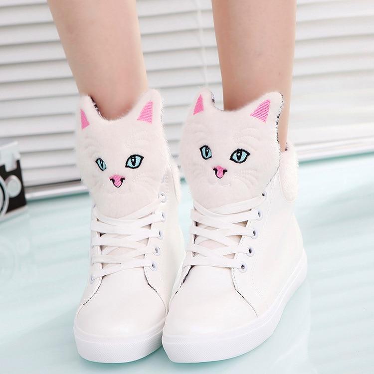 2018 Fashion Women Flat Casual Shoes
