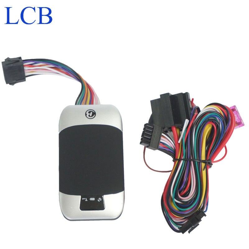 Wholesale Pcslot Gps Personalvehicle Tracker Gpsrealtimequad Bandgoogle Maps Mini Gps Tracker For Car With Retail Box