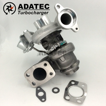 TD02 turbocharger 49173 07502 49173 07504 49173 07505 turbine 0375Q4 0375N0 full turbo for Peugeot 207