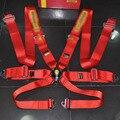 """SAB Competencia estilo 6 Point Snap-In 3 """"Cinturones de seguridad Arnés con Camlock (con el logotipo y pcaking)"""