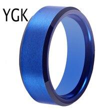 Classic Tungsten Carbide Wedding Rings For Women Rings Men E