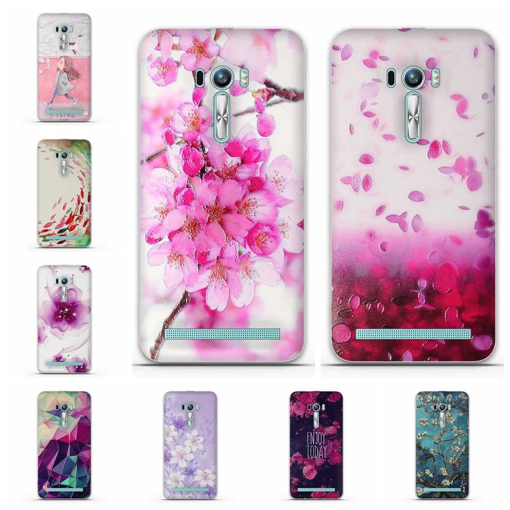 for Asus ZenFone 2 Laser ZE500KL ZE500KG Case Soft Silicone Phone Case For  ASUS Zenfone 2 64ab190a59b0
