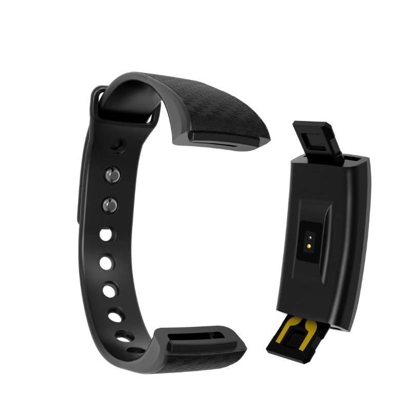 2018 nowych Smart Polsband CK17S Bloeddruk Hartslagmeter Polshorloge - Męskie zegarki - Zdjęcie 5