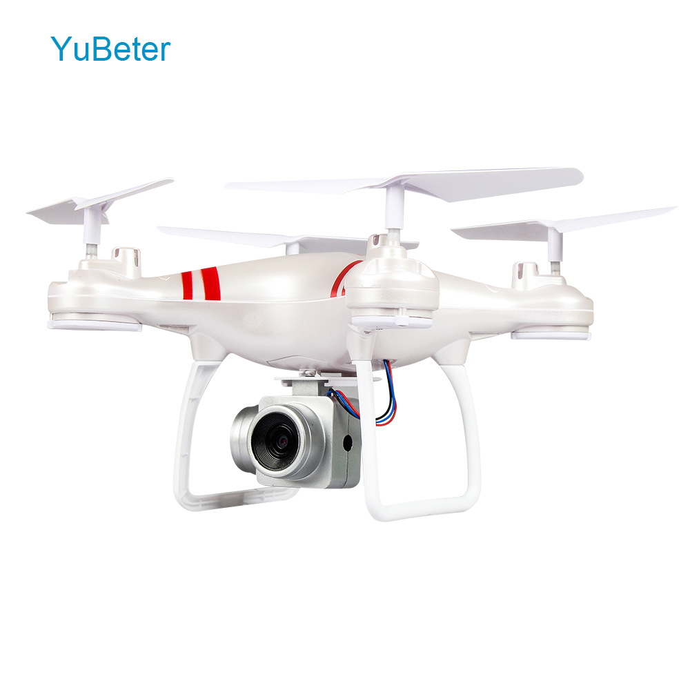 Yubeter Rc-Quadcopter Camera Drones WIFI 1080P Foldable 720p FPV 480p with Wide-Angle