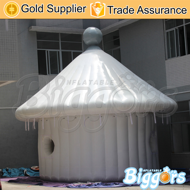 Cheap Price Outdoor Air inflated structure Inflatable Event Tent Mushroom Camping Tent For Sale best price 5pin cable for outdoor printer