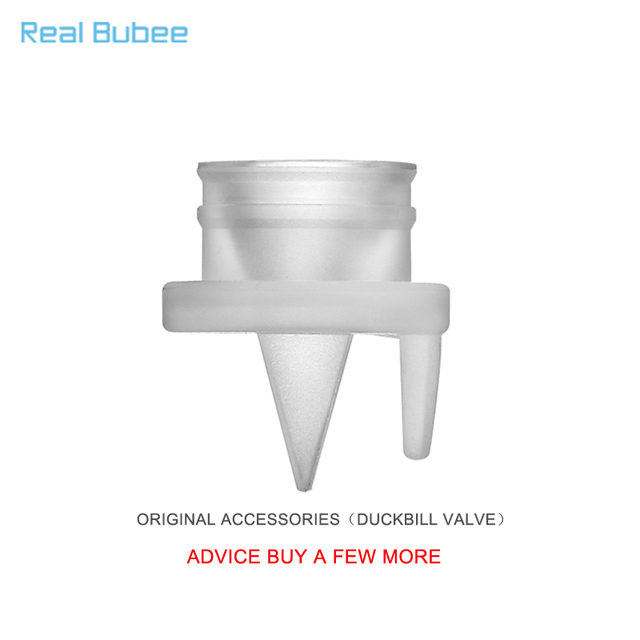 British brand original Breast Pump Accessories Baby Feeding PP material Duckbill Valve For manual/electric Breast Pumps