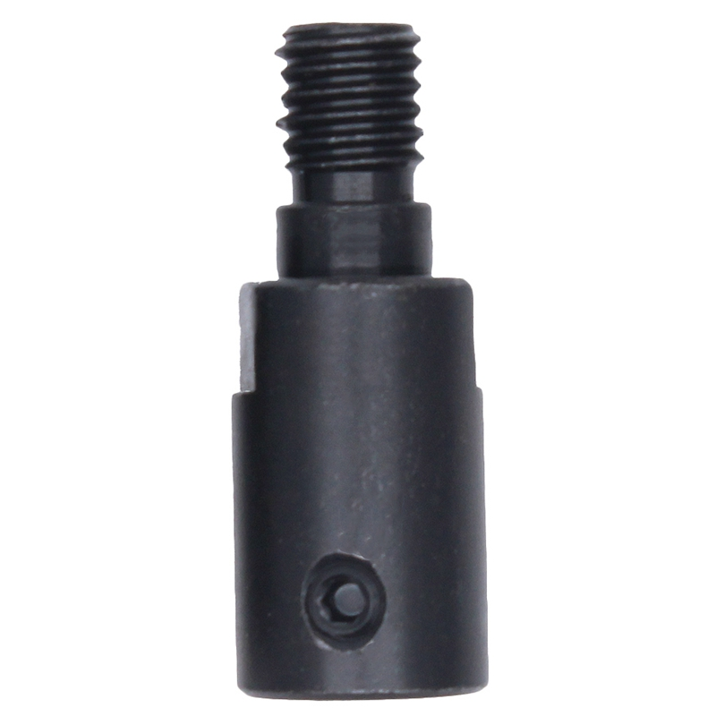 1Pcs M10 Dc Motor Shaft Drill Adapter For Saw Blade Connection Coupling Joint Connector Coupler Sleeve Tools Accessories