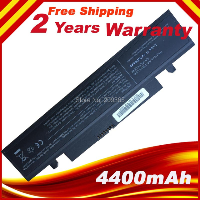 Battery For SAMSUNG X318 X320 X418 X420 X520 Q328 Q330 N210 N218 N220 NB30 Plus AA-PB1VC6B AA-PL1VC6B Battery free shipping