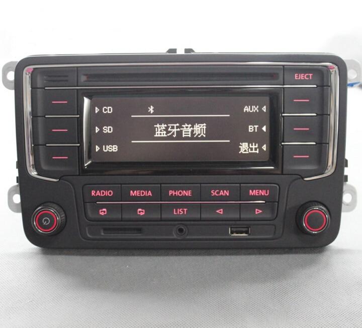 aliexpress vw rcn 210 rcn 320 car radio with bluetooth usb. Black Bedroom Furniture Sets. Home Design Ideas
