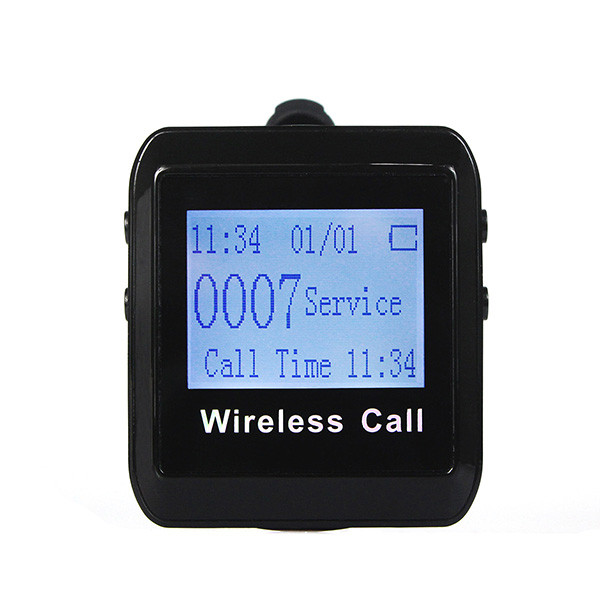 1 Set Wireless Pager Queuing System  (6)