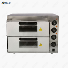 EP1ST/EP2ST Electric Pizza Oven with Timer Thermosat Baking Oven Stone Bakery Oven for Commercial Kitchen