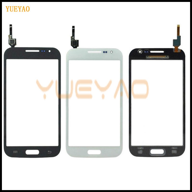 Lens-Panel Touch-Screen I8550 Samsung Digitizer Sensor Front-Glass Galaxy For Win Gt-i8552/Gt-i8550/I8552/..