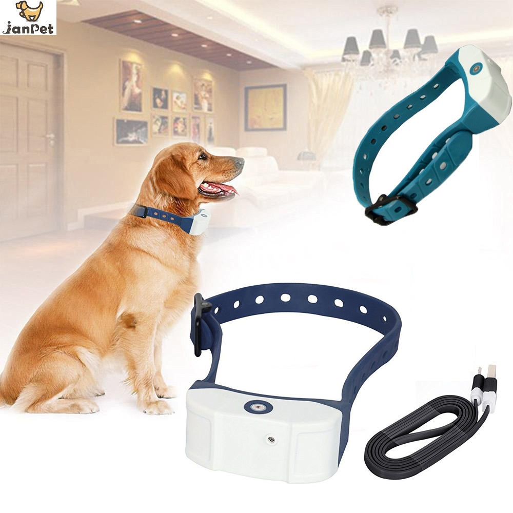 Useful Janpet Rechargeable Anti-bark Spray Dog Training Collar No Bark Spray Collars Without Citronella Refill