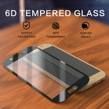 ASINA 6D Screen Protector For Samsung Galaxy A5 2017 Tempered Glass Film Curved Full Cover A8 2018 J7