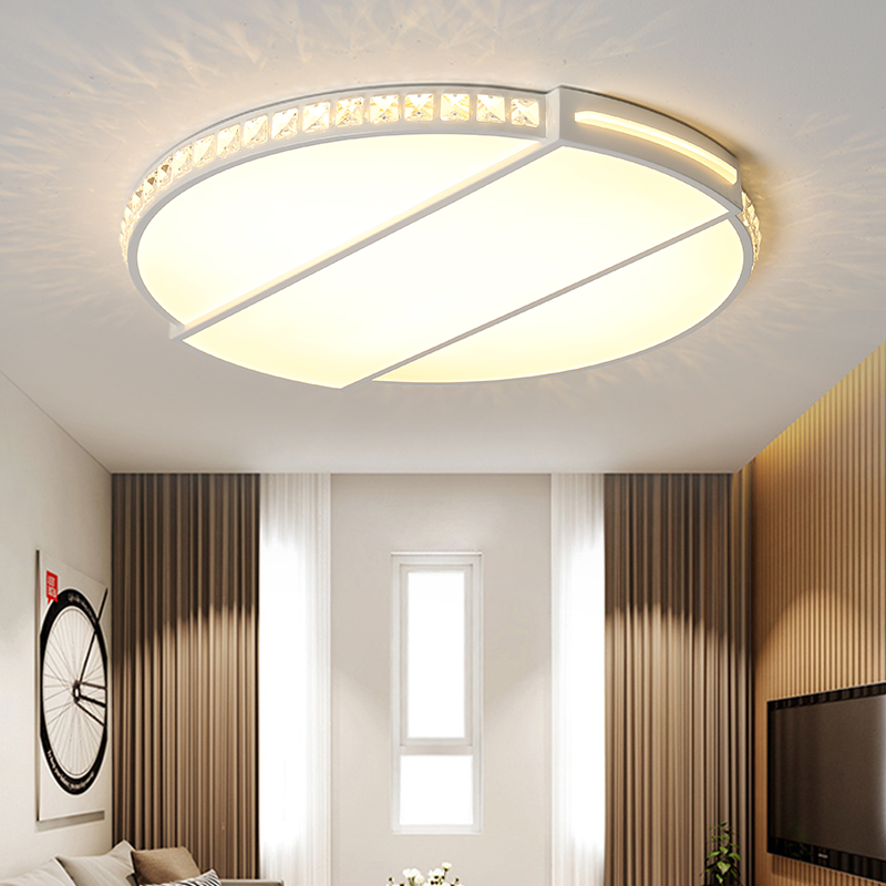 New Arrival Modern led ceiling chandelier for living room bedroom crystal Chandelier lighting lamp fixtures lustre lampadario