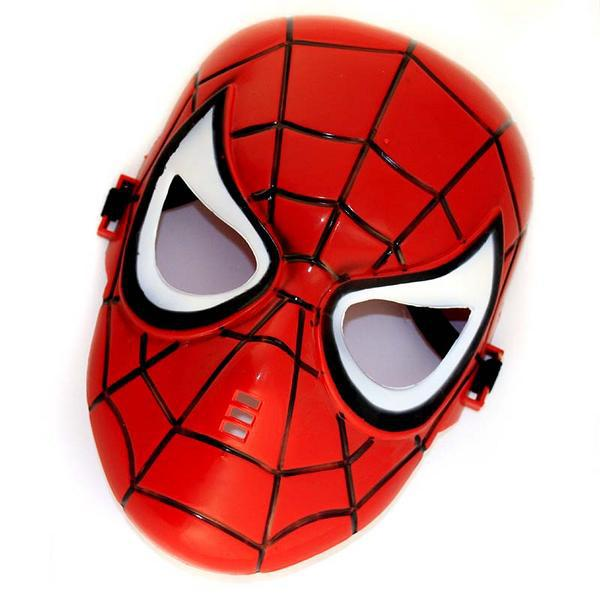 Cosplay Superhero Halloween Spider Man Mask Children's Cartoon Mask Spider-man Toy Spiderman Mask