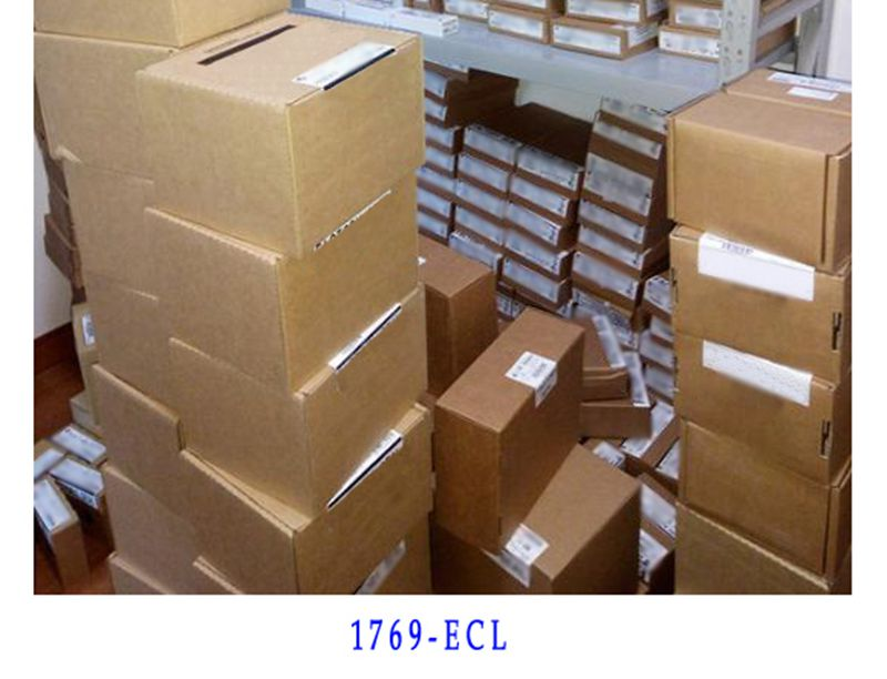 NEW 1769-ECL industrial control PLC module 5pcs new 1pcs ee 1010 om plc industrial use plc module industry automation t