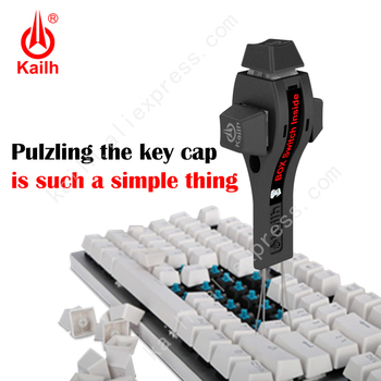 kailh Mechanical Keyboard box Switch Multi-function Steel Wire Keycap Puller Meets Switch Tester alps rkjxw1014002 multi function eight direction switch press switch encoder