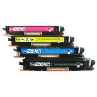 Color Toner Cartridge For HP CE410A CE411A CE412A CE413A For HP Laserjet Pro 300 400 M375nw