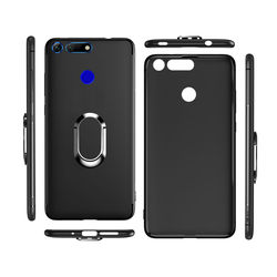 На Алиэкспресс купить чехол для смартфона anti-fall protection cover for huawei honor v20 mobile phone case with bracket anti-fall simple