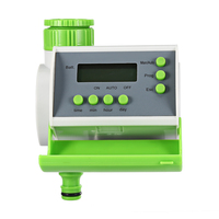 Automatic Electronic Timer Irrigation Controller LCD Display Garden Lawn Household Watering Device Battery Powered Tool Parts