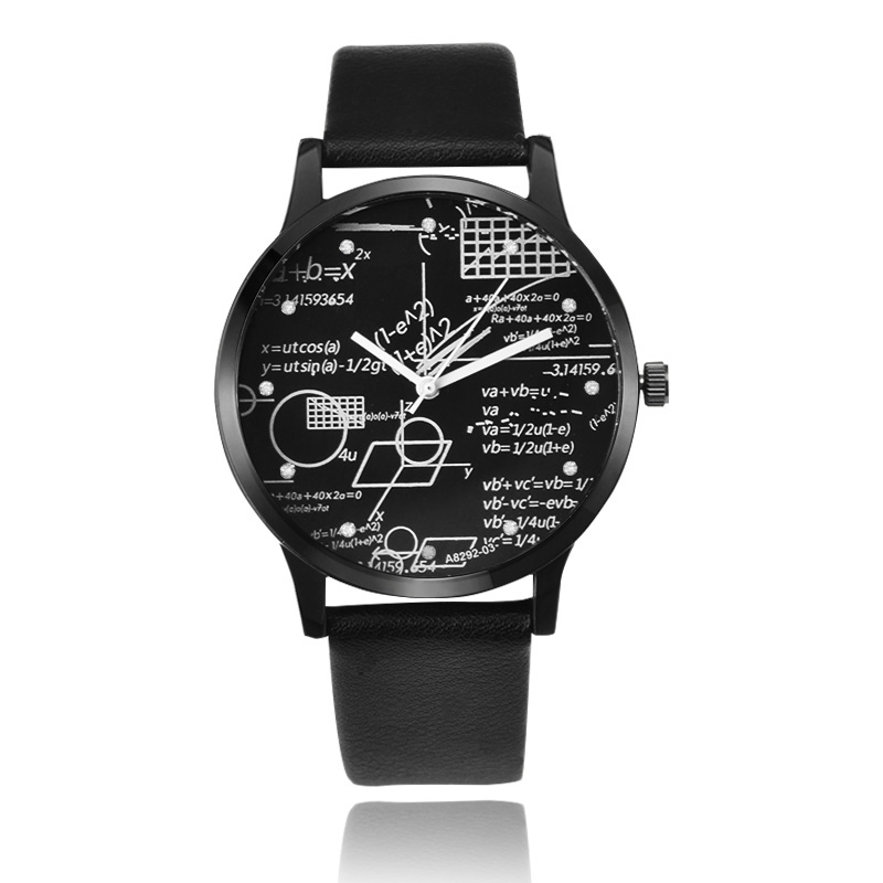 Men Watch Leather Men's Watch Fashion Mens Watches