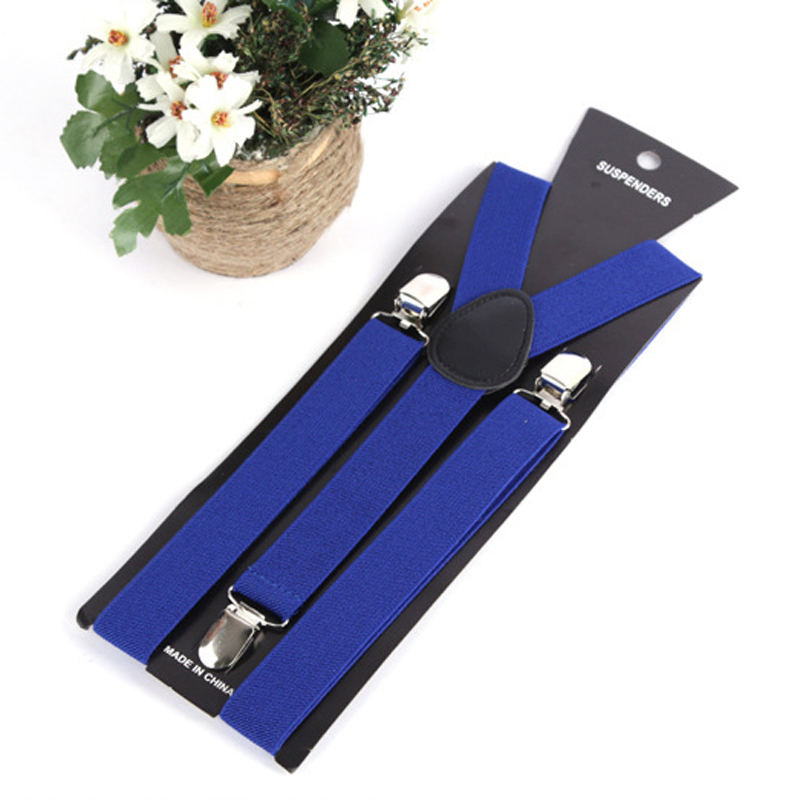 Sincere Men Women New Fashion Harajuku Single Strap Clip Leather Punk Suspender Hook Adjustable Leg Ring Handmade Sock Garter Unisex Women's Suspenders Women's Accessories