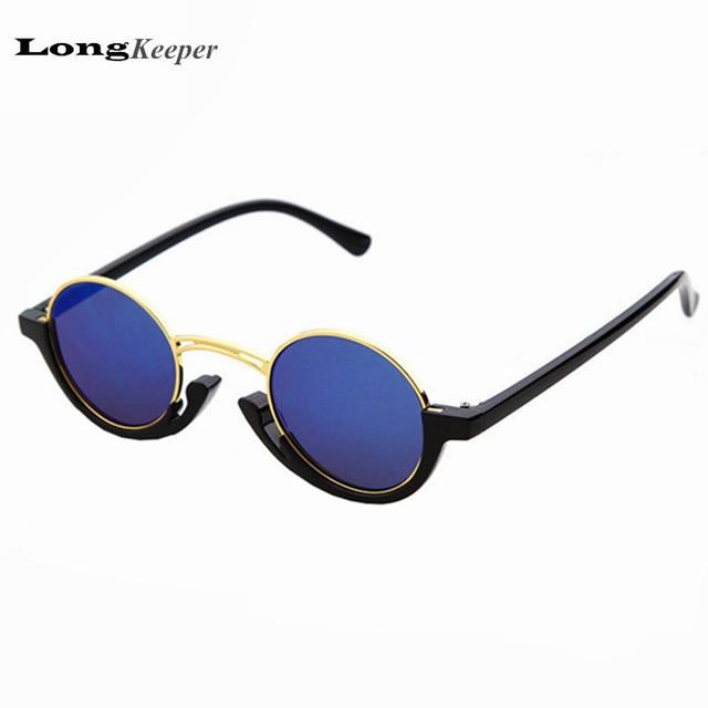 Apparel Accessories Long Keeper Round Sun Glasses 50 Mm Vintage Designer Men Women Sunglasses Mirrored Gradient Glasses Unisex Eyewears Sty-s594hz Women's Sunglasses