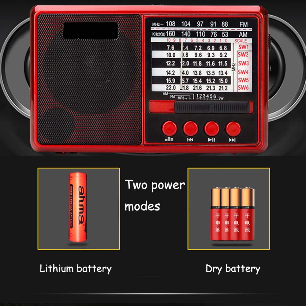 E3675-FM AM SW Radio-3