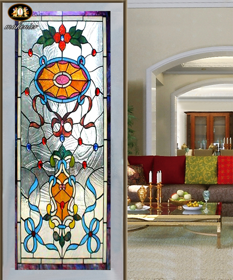 Collection stained glass sliding doors pictures losro art door picture more detailed picture about custom house planetlyrics Gallery