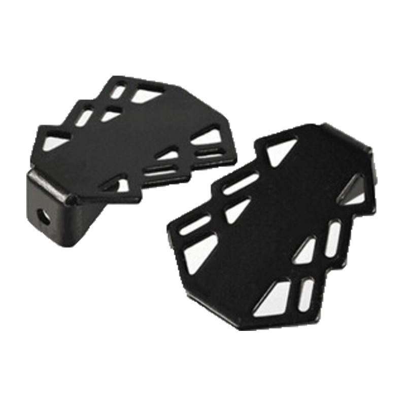 Road Bicycle One Pair Quick Release Rubber Cleat Cover Bike Pedal Cleats Covers For SPD Cleats Portable Self-locking Pedals