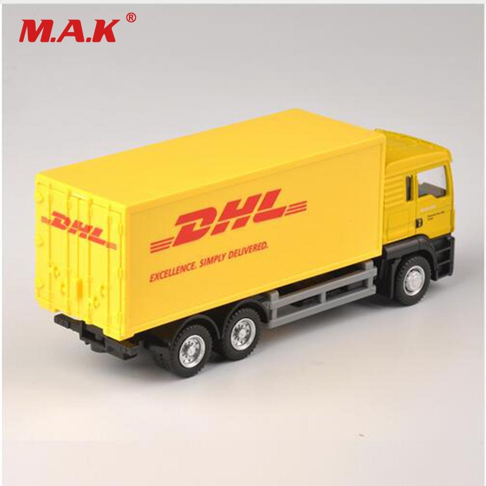 1:64 modelo de escala del carro camión Diecast expreso modelo de - Vehículos de juguete para niños - foto 4