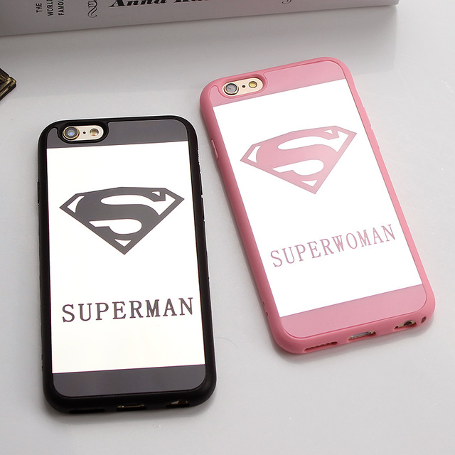 coque superman iphone 4
