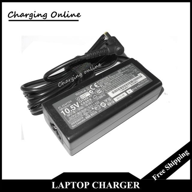 10.5V 4.3A Original Ultrabook Ac Adapter Charger for Sony VAIO Duo 11 13 Series SVD11225CXB VGP-AC10V10 SVD11215CXB SVD1121C5E
