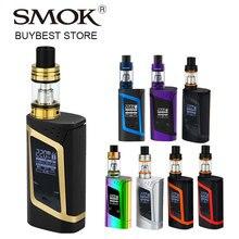 Original 220W SMOK Great e-Cigs Vape Kit with SMOK Alien TC Box MOD & TFV8 Big Baby Beast Tank 5ml Atomizer Electronic Cigarette