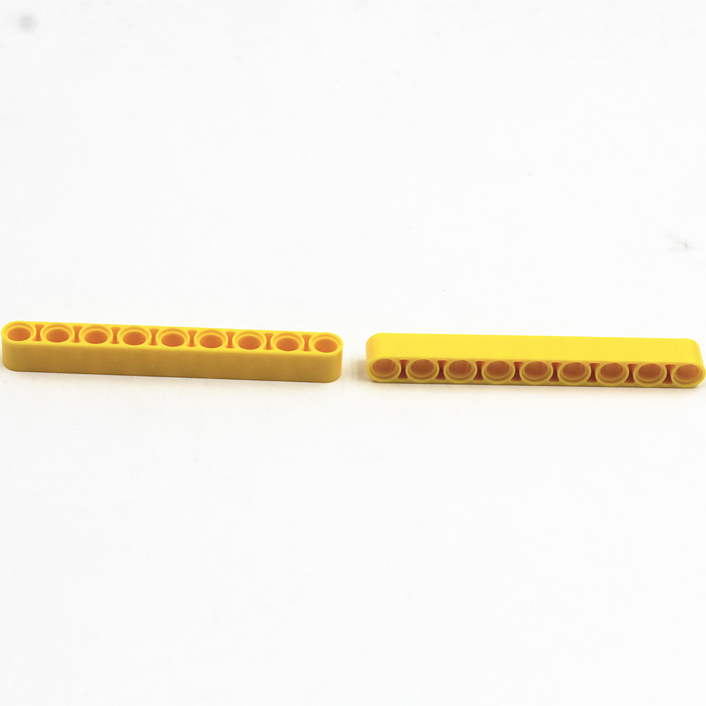 Self-Locking Bricks Free Creation Of Toys -- MOC Building Blocks 10PCS TECHNIC 9M BEAM Compatible With Lego NOC4187136