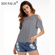 Summer Casual Top Cold