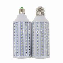 50W LED Bulbs Lamp 5730 5630 SMD E26 E27 B22 E40 165 LEDs Warm Cold White Corn Bulb Pendant Lighting 85-265V Ceiling corn Light