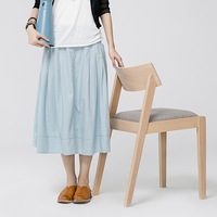 Mori Vintage Cotton Linen Long SKIRT Pure Color SKIRTS Womens Casual Women Skirt Jupe Saia Longa