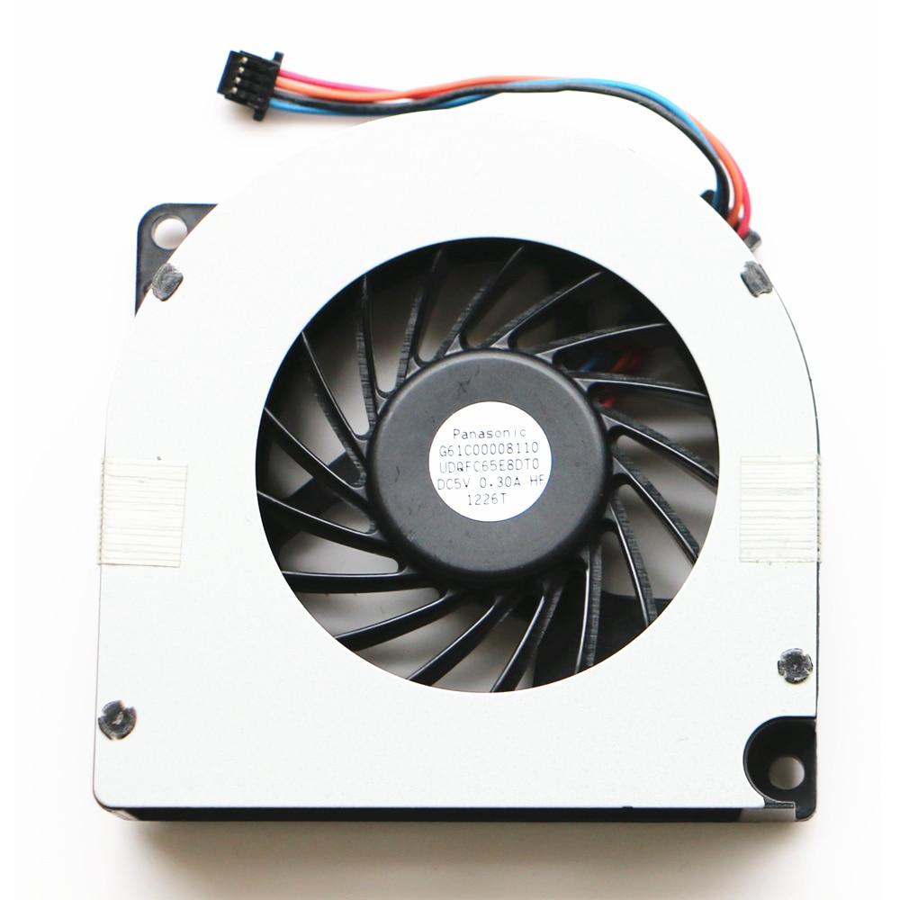 For Toshiba Tecra A10-04F CPU Fan