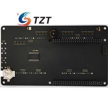 Clock Visualizer Shield TEMT6000 Optical Sensor ADMP421 Microphone FPGA