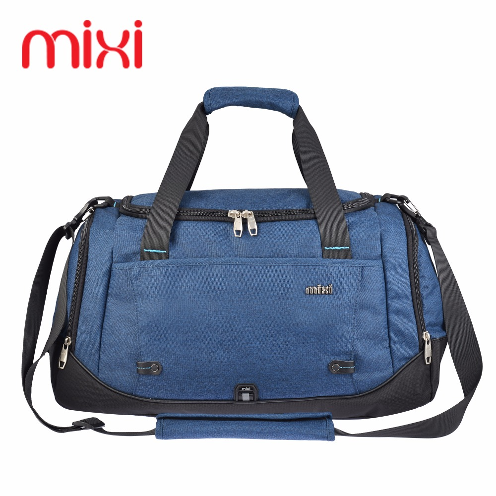 Mixi 2016 Men Women Sports Swimming Bag with 39L Large Capacity Outdoor Gym Travel Shoulder Bag