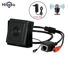 Hiseeu caméra de sécurité vidéosurveillance IP HD 720P, 1,0 mp, avec Microphone, caméra réseau domestique, accès mobile P2P