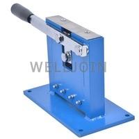 Manual Sealer Heavy Duty Aluminum Laminate Tube Crimping Sealing Machine Tool Parts    -