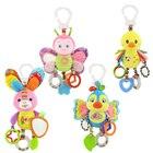 Newborn Baby Toys 0-12 Months Cartoon Animal Baby Boy Girl Infant Toddler Plush Toys Enfant