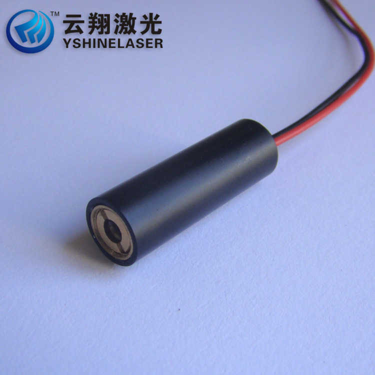 Small Spot High Quality Glass Lens, 10mW 650nm Red Laser Module, Point Aiming Laser Lamp 100mw650nm cross red laser head high power red positioning marking instrument high quality