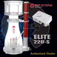 Brand New Reef Octopus OTCO Elite 220S Space Saver Cone Protein Skimmer For Marine Coral Reef Aquarium Tank Authorized Dealer