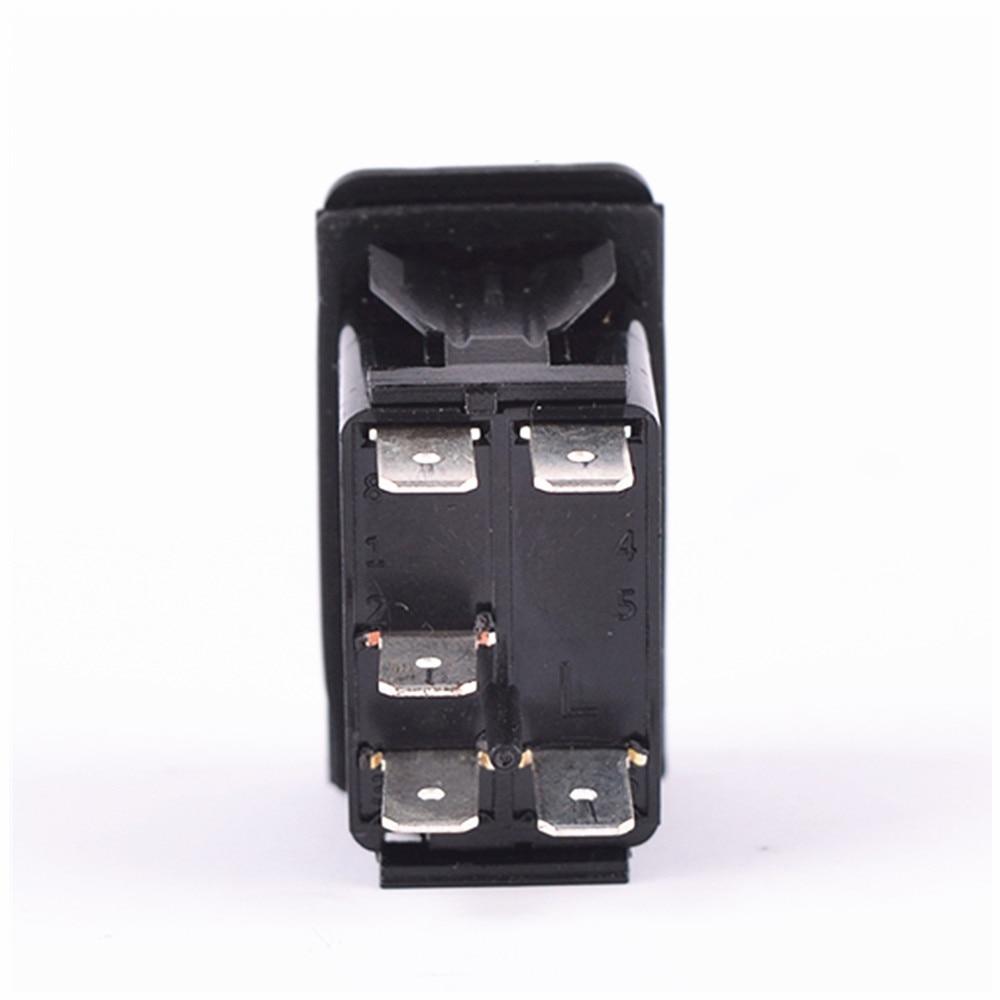 Переключатель модификация автомобиля/яхты модификация переключатель/Car Универсальный светодиодный переключатель крыши огни