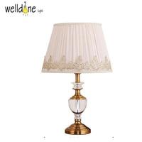Настольная лампа LED блеск Современная настольная лампа настольная исследование свет Спальня ночные огни акриловые абажур Главная Освещени