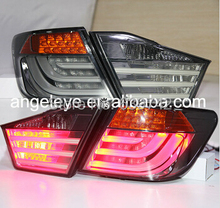 2012-2014 Year Camry Aurion LED Tail Ligt Rear Lamp for BMW 7 Series Style Chrome Housing WH